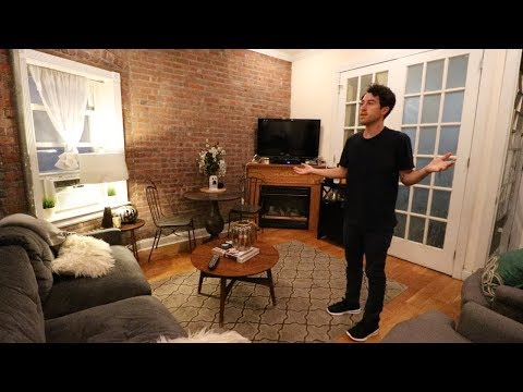 NYC APARTMENT TOUR - Midtown Manhattan