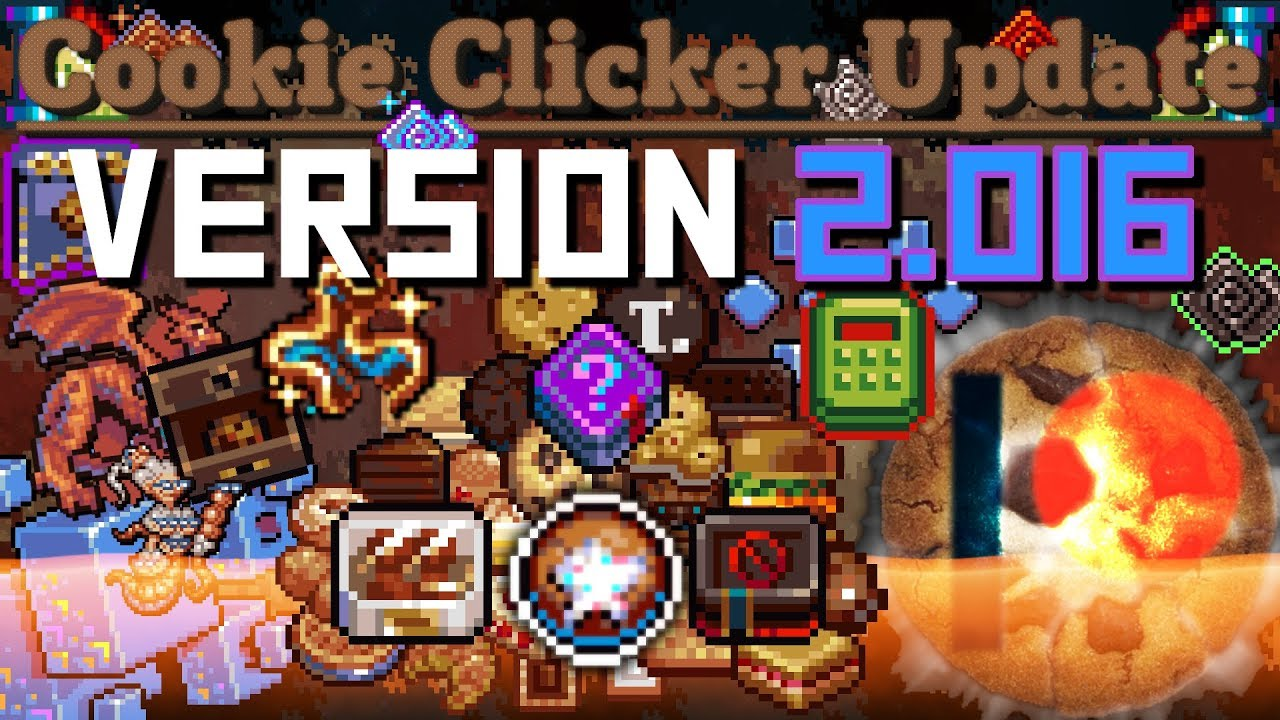 Cookie Clicker Version 2 016 Fractal Engines More Heavenly Upgrades New Cookies More