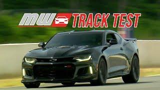 2017 Callaway SC750 Camaro ZL1 | Track Test
