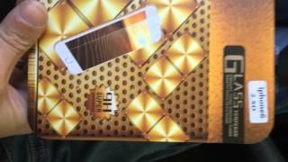 Распаковка Защитное закаленное стекло 0.3мм 2.5D Iphone 6 и IPhone 5s в упаковке(На видео могут присутствовать МАТЫ! 0.3 Mm Pelicula For Apple Iphone 6 Tempered Glass With Retail Package Protective Film For Iphone 6 4.7 Phone ..., 2016-04-24T19:05:53.000Z)