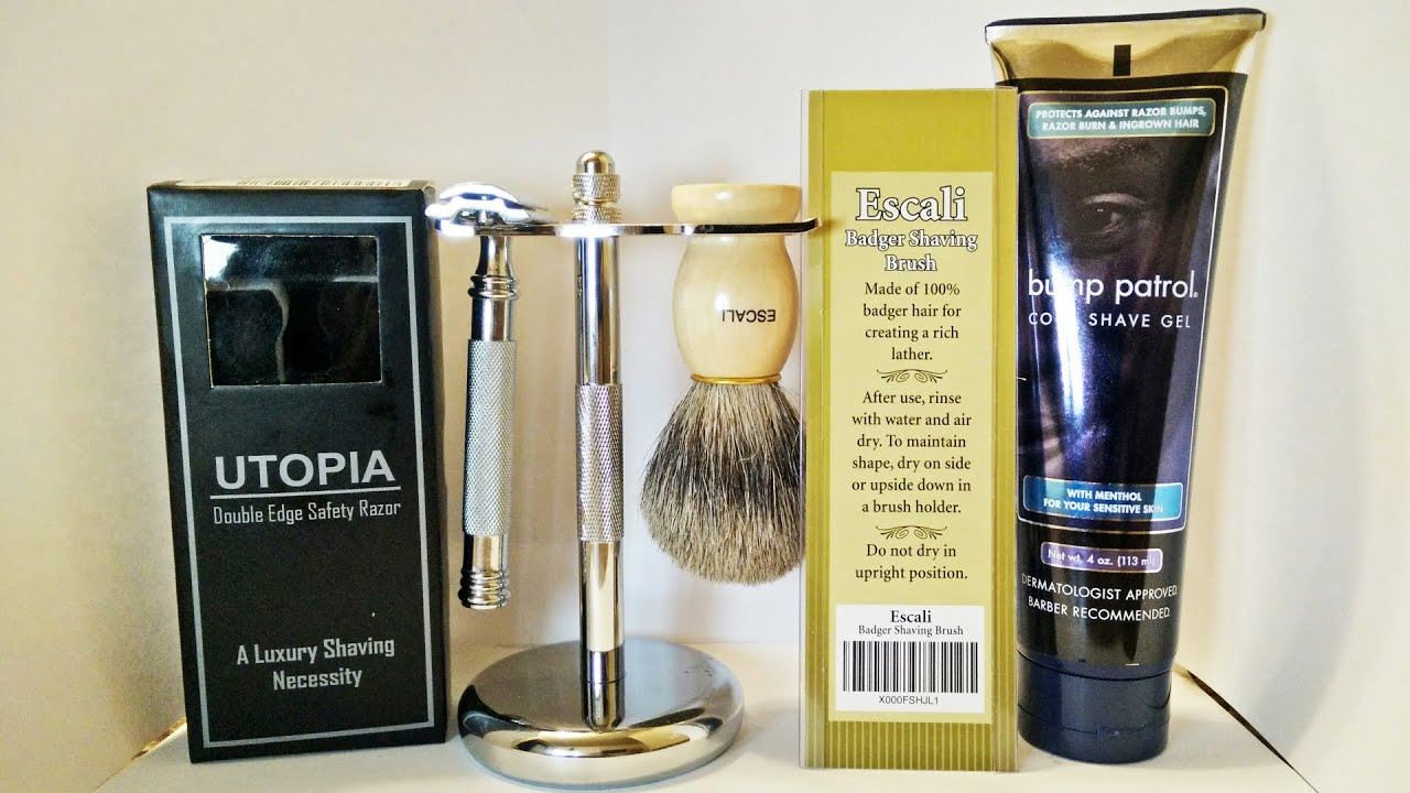 Using A Badger Brush To Make Lather | New Shaving Products