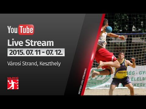 Balaton Open Beach Handball Cup 2015 - 07.11 (du)