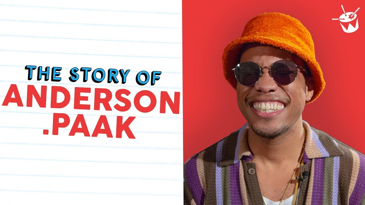 ANDERSON .PAAK | The Story of...