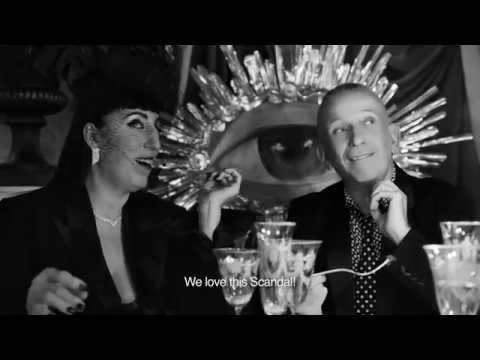 Publicité Paul Avec Irina De À Paris Gaultier Jean Shayk Scandal vYmb6yIfg7
