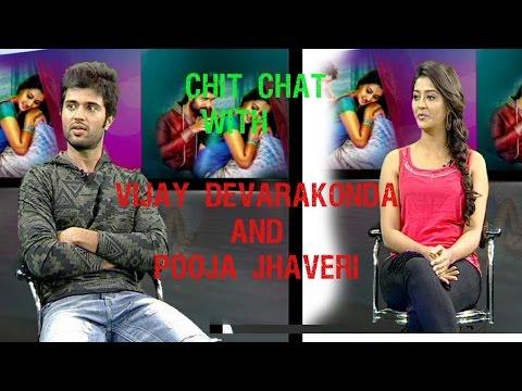 Special Chit Chat With Dwaraka Movie Team || Vijay Devarakonda | Pooja Jhaveri || Vanitha TV