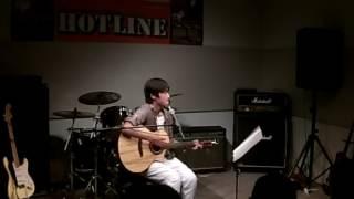HOTLINE2016出場、「正木紫苑さん」のライブ映像です。 7月16日に島村楽...