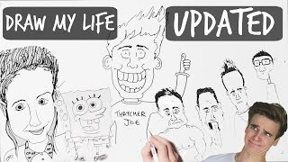 DRAW MY LIFE UPDATED - THATCHERJOE