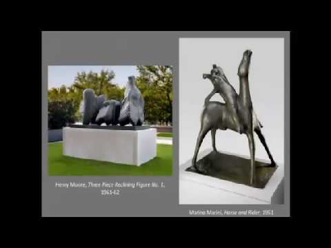 From Rodin to Plensa: Modern Sculpture at the Meadows Museum--Mar. 22, 2018