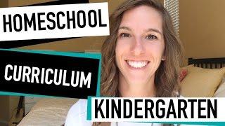 Kindergarten Homeschool Curriculum — Our Homeschool Curriculum Choices 2016 17