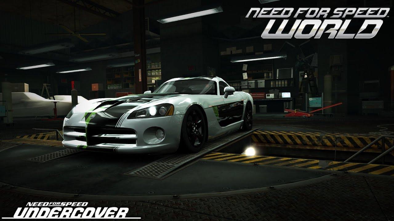 Need For Speed World Nickel Dodge Viper Srt 10 Nfs