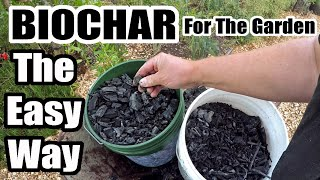 The Easiest Way T๐ Make Biochar And Why It's Good For The Garden