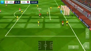 Dream League Soccer 2019 #4 (Android Gameplay ) Friction Games