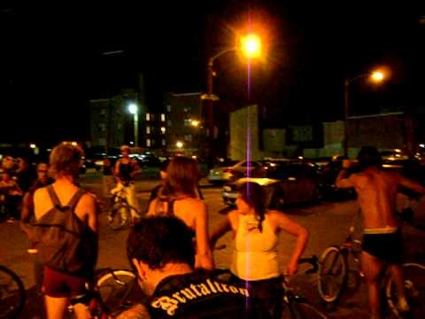 Philly Naked Bike Ride 2010