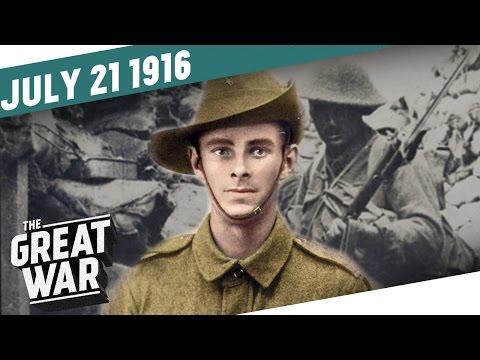 Australia's Darkest Hour - The Battle Of Fromelles I THE GREAT WAR - Week 104