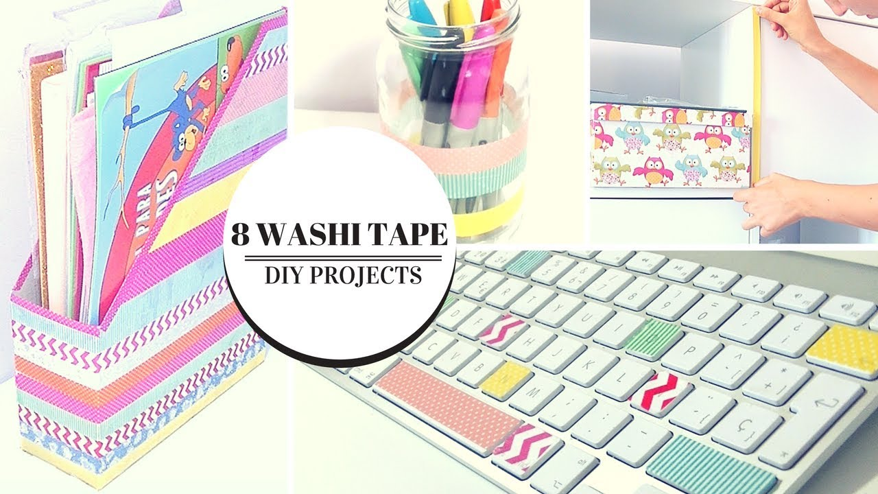 8 Ideas How To Use Washi Tape Youtube,Movable Wall Partitions Philippines