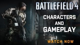 Battlefield 4 | Patrick Bach Talks Gameplay And Characters | For The Win May 2013