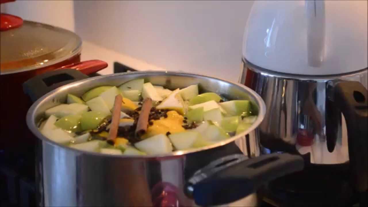 Elma Sirkesi Ve Karbonatla Zayıflama İksiri