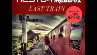 07. Tiësto Ft. Ladyhawke - Last Train (Original Mix)  [A Town Called Paradise Album]