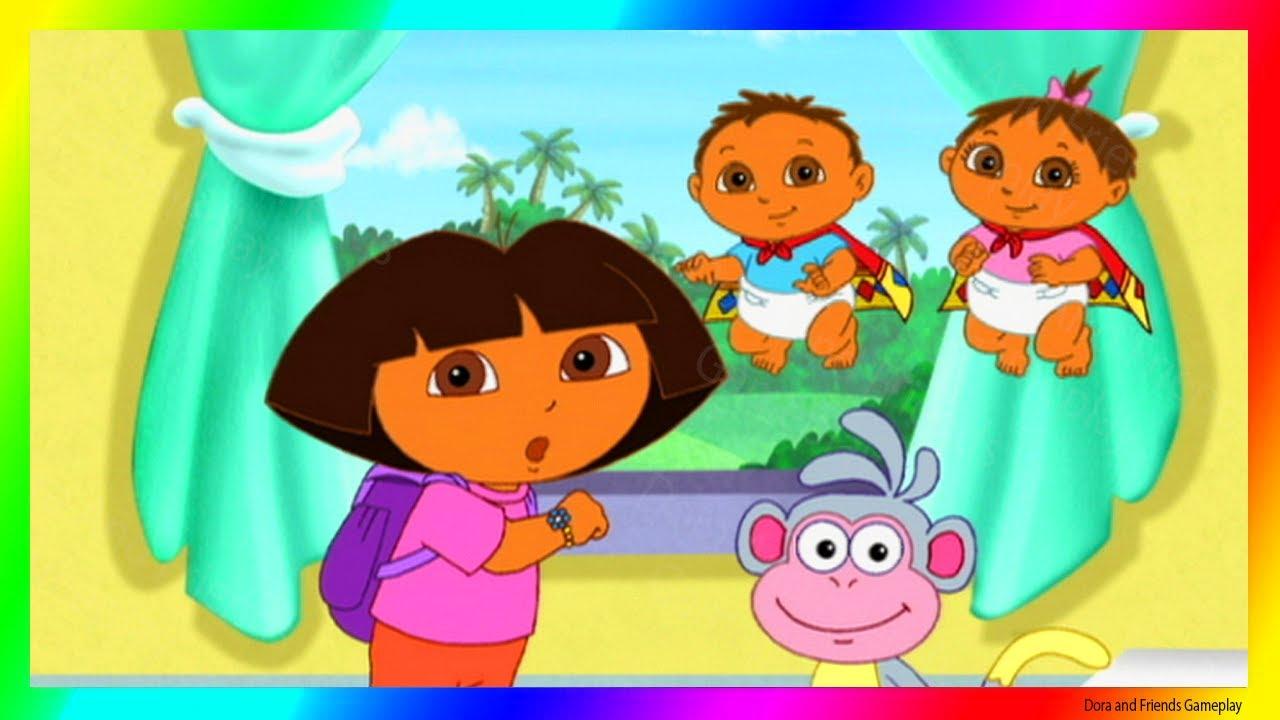 Download Dora the Explorer 💖 Super Babies' Dream Adventure with Dora Buji In Tamil 💖