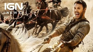 Ben-Hur Bombs at the Box Office - IGN News