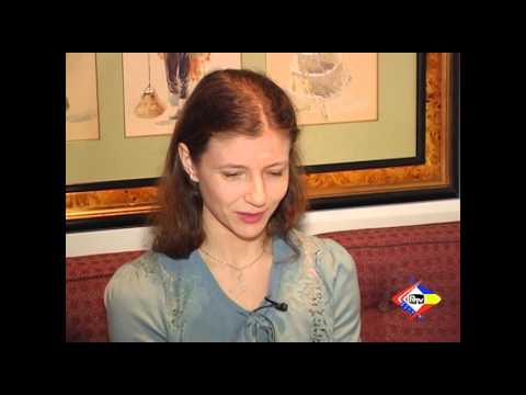 Alina Cojocaru Interview