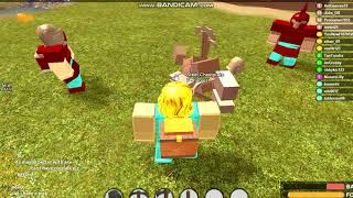 ROBLOX Booga Booga! Two endless holes with Oscar and Tobbe!