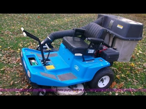 Dixon 428 Ztr Lawn Mower For Sold At Auction November 12 2017