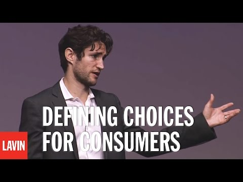Adam Alter: Defining Choices for Consumers