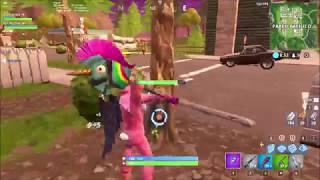 New bug in fortnite found!!