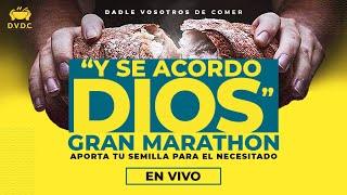 """  Primer Maraton  Dadles Vosotros de Comer """"Y SE ACORDO DIOS"""""""