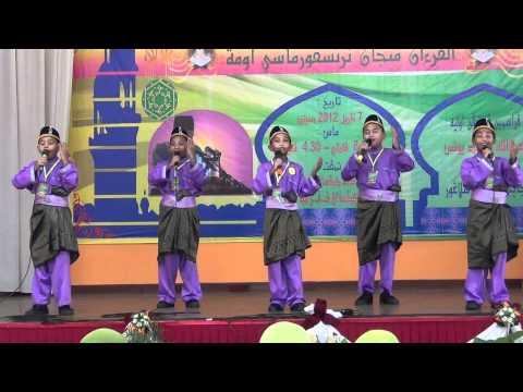 JOHAN FESTIVAL NASYID KPM SELANGOR 2012 (Sekolah Rendah)