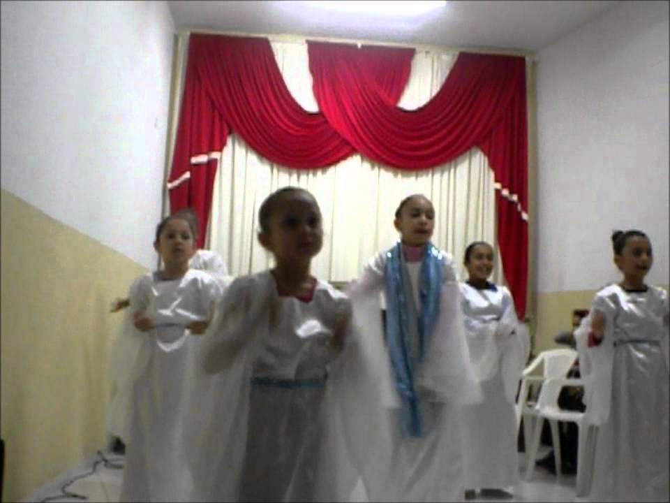 Coreografia Meninas Dos Olhos De Deus