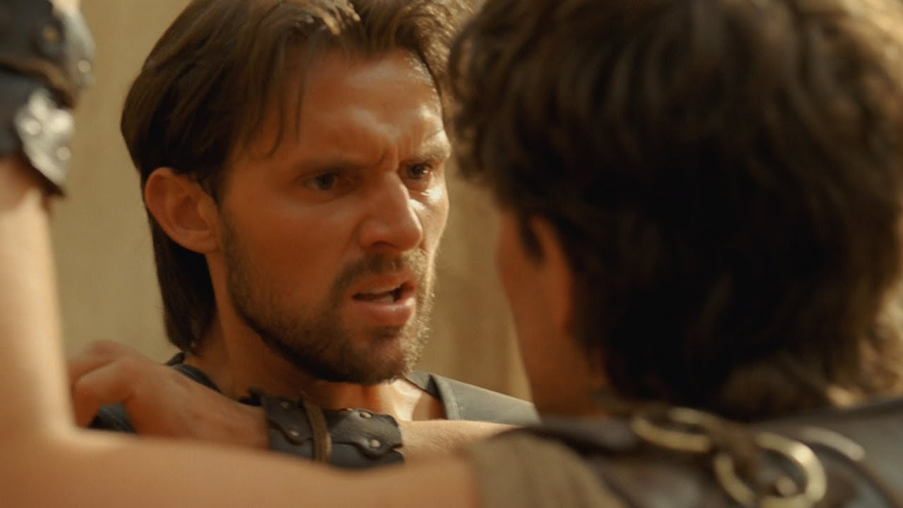 Download Jason clashes with Heptarian - Atlantis: Episode 3 Preview - BBC One