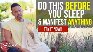 Manifest What You Wąnt | Do This 1 HOUR before Bed [100% RESULTS!!]