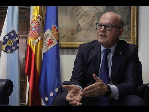 Entrevista a Manuel Baltar tras la fallida moción de censura