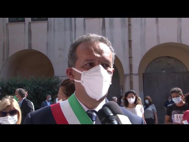 Marsala: il Sindaco Massimo Grillo si insedia