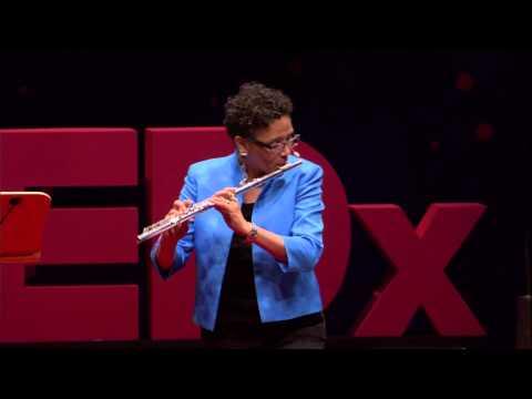 Connecting to the source of intelligence: Nicole Mitchell at TEDxOrangeCoast