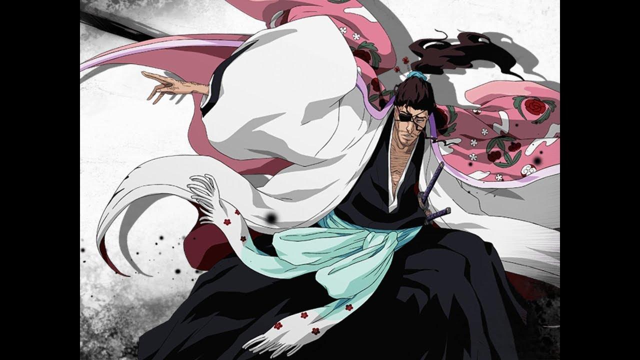 Last Chance For Bankai Manga Kyoraku Shunsui Bleach Brave Souls
