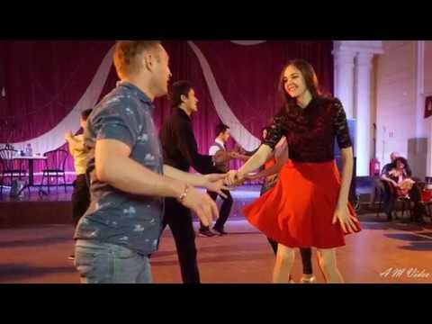 Фрдрей танцует транс