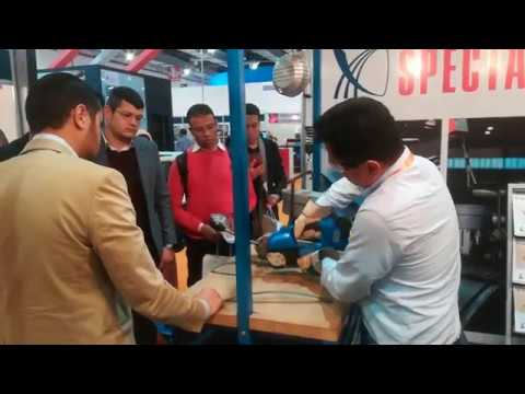 Specta at Metal & Steel /FABEX- EGYPT 2019