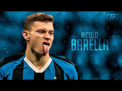 Nicolò Barella is a Top Class Midfielder! 2019/20