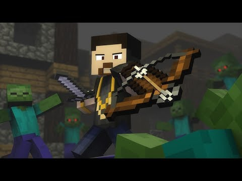 """1 Of A Kind"" - Minecraft Music Video ♪"