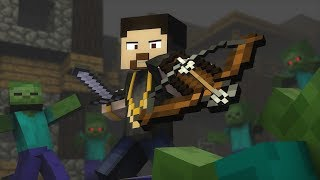 """""""1 of a Kind"""" - Minecraft Music Video ♪"""