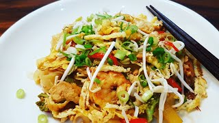How to cook PAD THAI l Filipino Style l Renell Lumagui