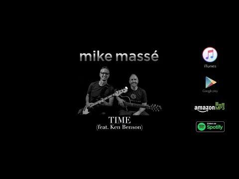 Time acoustic Alan Parsons Project cover - Mike Massé feat Ken Benson