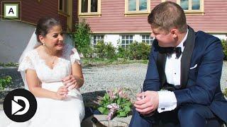 Gift ved første blikk | Joakim og Sara blir kjent etter å ha giftet seg | TVNorge