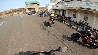 イギリスマン島をレンタルバイクでツーリングしました。 曲はウィズイン...