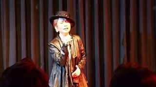 20141216 関内 ライブハウス「ふくろうの歌」にて.