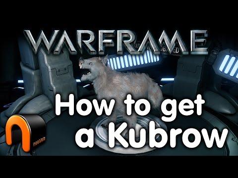 warframe tutorial how to get a kubrow funnydog tv. Black Bedroom Furniture Sets. Home Design Ideas