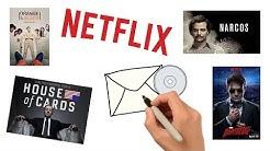 Die Geschichte von Netflix